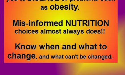 A NUTRITION-KNOWLEDGE Ladder: Easy-to-Learn.